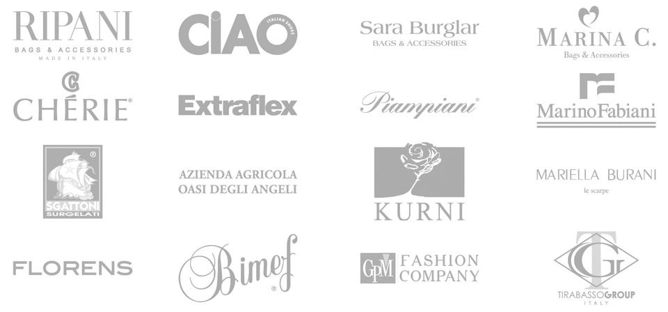 Credits clienti 01 - marketing e comunicazione | Studio Ponzelli