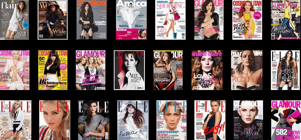 Covers redazionali 04 - marketing e comunicazione | Studio Ponzelli