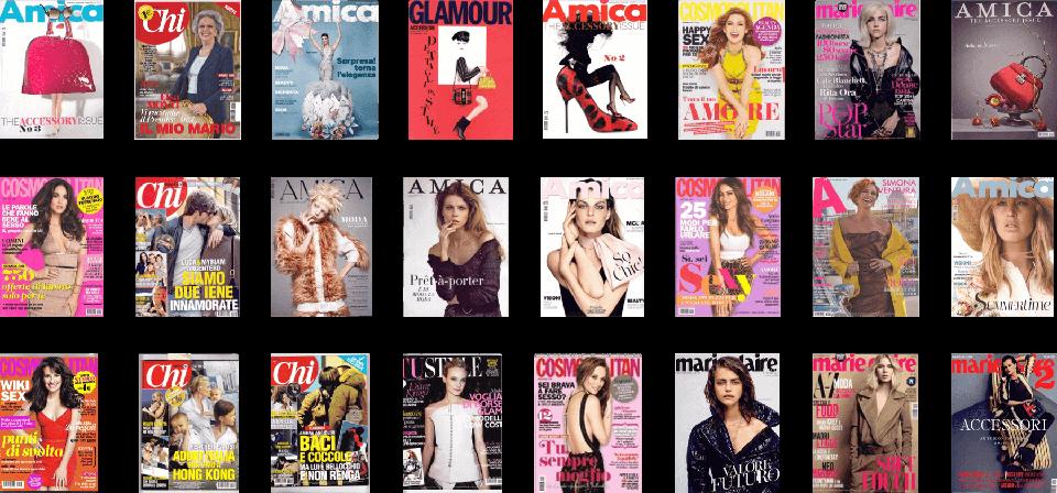 Covers redazionali 02 - marketing e comunicazione | Studio Ponzelli